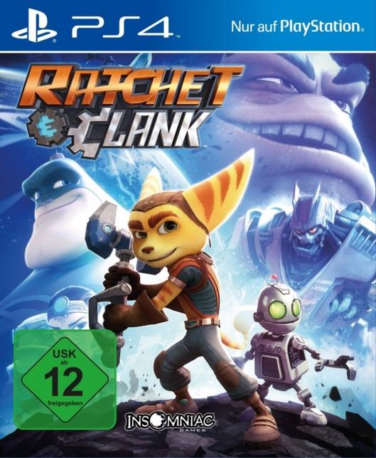 Das Beste Ratchet & Clank seit Teil 3 für die PS2