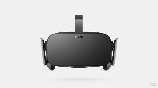 """Oculus Rift ist die """"älteste"""" VR-Brille im Feld und gilt somit aktuell als Standard."""