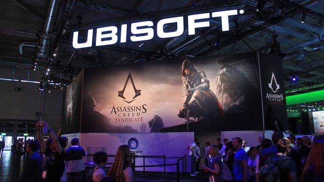 Kein Jahr ohne Assassin's Creed: Ubisoft zeigt seine Vorzeigemarken in bestem Licht.