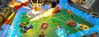 Micro Machines World Series: Kleine Raser in zu großen Fußstapfen