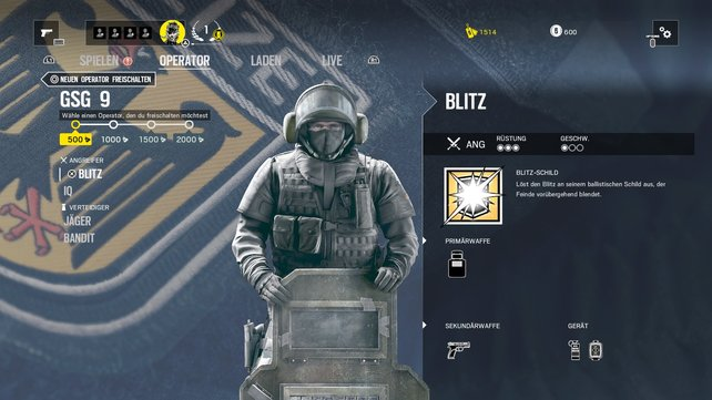 Operator Blitz