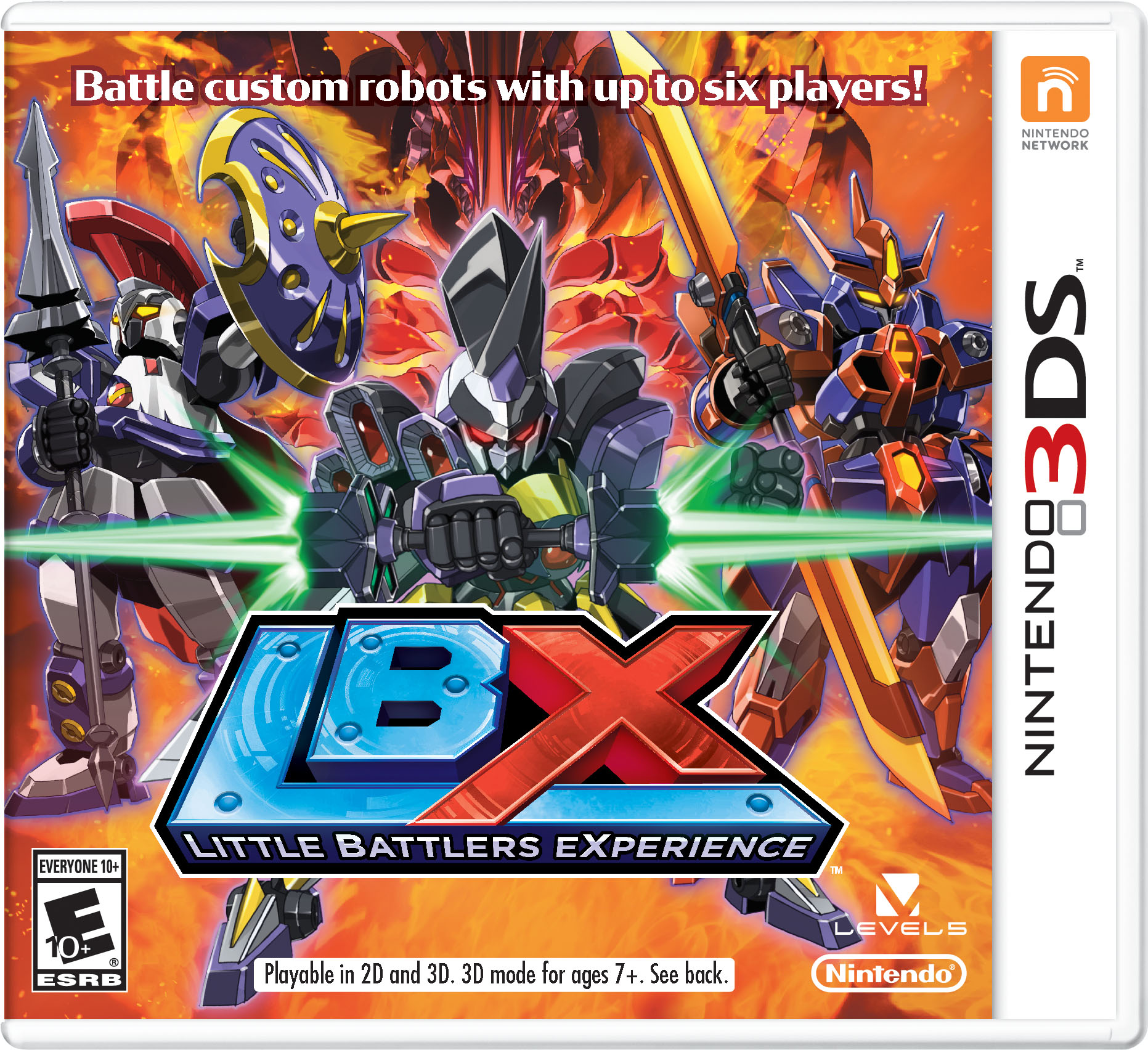 LBX - Little Battlers Experience