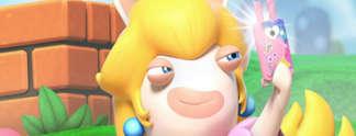 Mario + Rabbids - Kingdom Battle: Rabbid Peach mit eigenem Instagram-Account