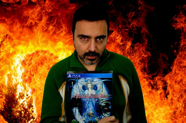 Micky hat zu Weihnachten eine PS3 und die PS4-Version von Final Fantasy 14 bekommen. Er würde gerne seine PS3 gegen die PS4 tauschen ... ein Fall für Onkel Jo?