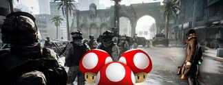 "Bombenkommando, Nintendo vs ""Let's Player"", BF 3 umsonst - Wochenrückblick"