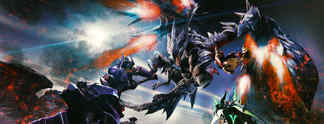 Monster Hunter XX angek�ndigt