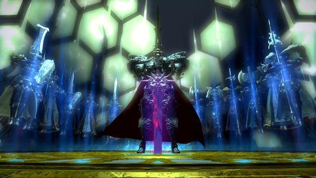 Thordan und die Ritter der Tafelrunde