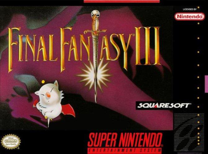 In den Vereinigten Staaten von Amerika kommt Final Fantasy 6 als Teil 3 auf den Markt. Erst in späteren Fassungen für PlayStation, Gameboy Advance, iOS und Android wird die Zählung wieder angepasst.
