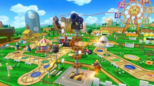 Kennt ihr Mario Party 9? Ein Drittel des Spiels folgt genau deren Muster.