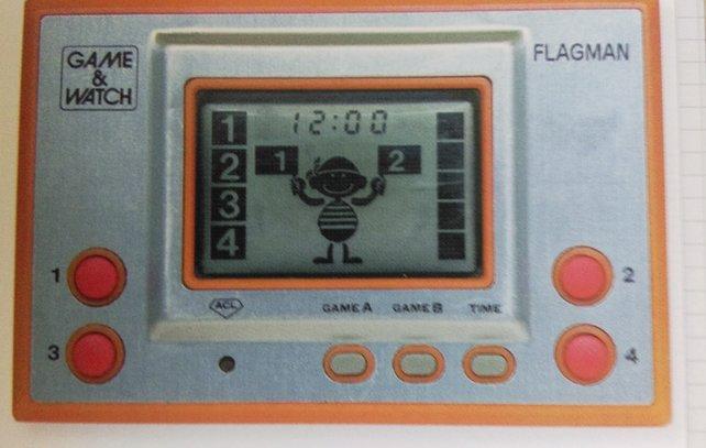 Die Digitaluhr in den G&W-Geräten ist das wohl überflüssigste Machwerk der Elektronikgeschichte. Als Kaufalibi für eine Spielkonsole taugt sie trotzdem.