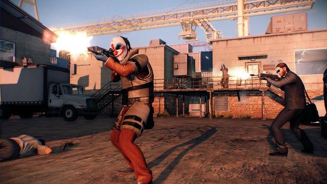 """Nach zwei Jahren Wartezeit kommt die Verbrechersimulation Payday 2 mit der """"Crimewave Edition"""" auch auf PS4 und Xbox One."""