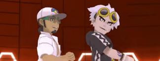 Pokémon - Sonne und Mond: Seht, wie die Charaktere tanzen
