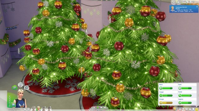 Kitschige Weihnacht!