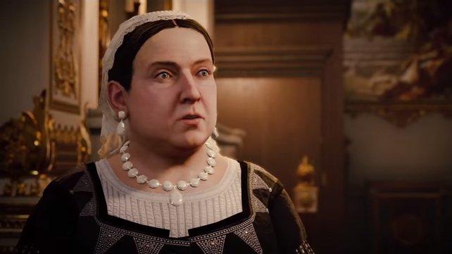 Was wohl die Queen davon hält, dass ihr ihren Briefverkehr nachverfolgt?