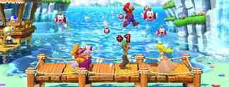 Mario Party 10: Die Sause für die Kaffeepause