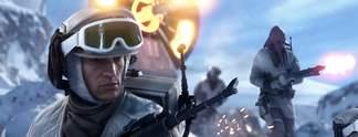 Leck bei Star Wars - Battlefront: Spielszenen aus der Alpha-Version geschmuggelt