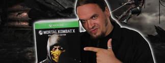 Uffruppe #167: Mortal Kombat X Kollector's Edition, weil's nicht verboten ist