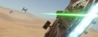 Vorschauen: Lego Star Wars - Das Erwachen der Macht: Die Steine sind stark mit dir