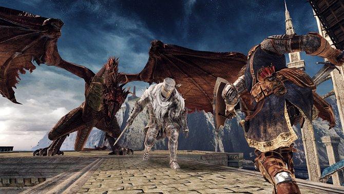 Ein Kampf gegen einen Heideritter UND einen Drachen? Das dürfte spannend werden.