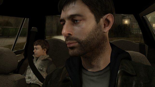 Ethan steht sein Schicksal ins Gesicht geschrieben.