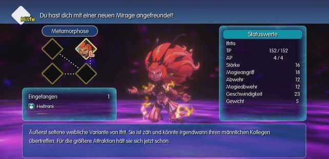 In World of Final Fantasy könnt ihr viele verschiedene Monster fangen.