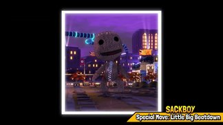 Costumes of Costume: Sackboy Exclusive for PS4 and PS3