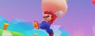 Vorschauen: Super Mario Odyssey: Fühlt sich so gut an wie es aussieht