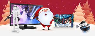 Specials: 10 Geschenketipps zu Weihnachten - damit werden Zocker glücklich