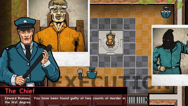 Prison Architect bekam im Verlauf der Entwicklung neue Handlungsabschnitte spendiert.