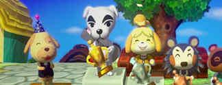 Animal Crossing und Fire Emblem f�r Smartphones