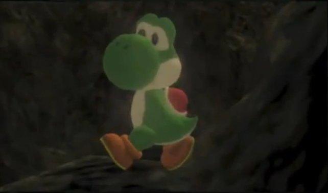 So bekommt ihr Yoshi bei Metal Gear Solid - Snake Eater 3D zu Gesicht.