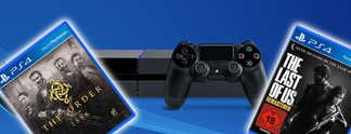 Deals: Schnäppchen des Tages: PlayStation 4 (1TB) mit zwei Spielen für 399 Euro