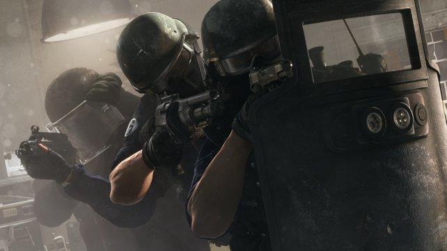 Der neue Rainbow-Six-Teil stellt teambasierte Online-Duelle in den Vordergrund.
