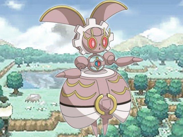 Gestatten: Magearna, Pokémon Nr. 722