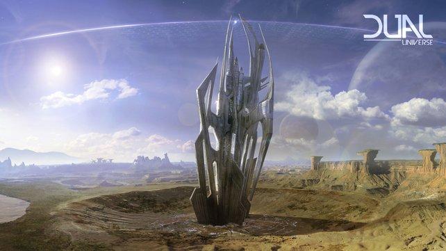 Nach Jahrtausenden landet das Arkship auf Alioth.