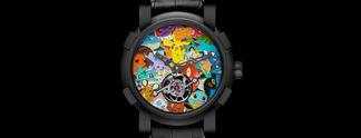 Pokémon: Kostspielige Luxusuhr macht es schwierig, die Uhrzeit abzulesen