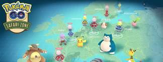 "Pokémon GO: So funktioniert das ""Safari-Zonen""-Event"