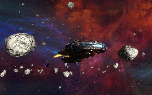 Für die Trophäen und Erfolge in Rebel Galaxy müsst ihr viel tun - worauf wartet ihr noch?