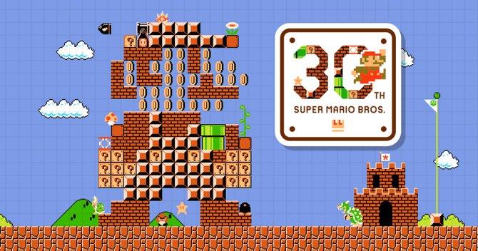 Das Pilzkönigreich feiert runden Geburtstag. Nintendo begeht diesen Anlass mit dem Levelbaukasten Super Mario Maker. Doch wie war das damals vor 30 Jahren?