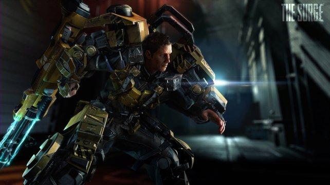 Mit steigendem Spielfortschritt wird auch die Rüstung des Helden immer besser.
