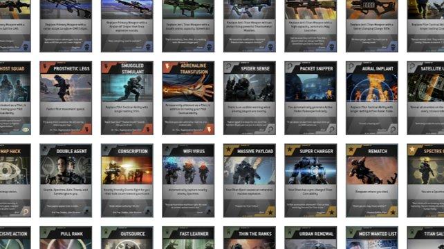Die Burn Cards in Titanfall modifizieren eure Ausrüstung und verbessern eure Chancen auf einen Sieg.