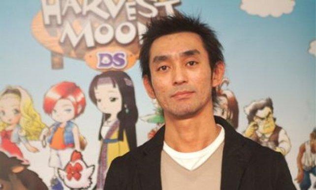 Yasuhiro Wada kam die Idee zu Harvest Moon, als er vom Land, wo er seine Kindheit verbracht hatte, nach Tokio gezogen ist. Seit 2010 ist er nicht mehr aktiv beteiligt an der Entwicklung neuer Harvest-Moon-Spiele.