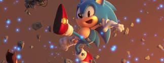 Sonic: Sega k�ndigt gleich zwei neue Spiele mit dem Igel an