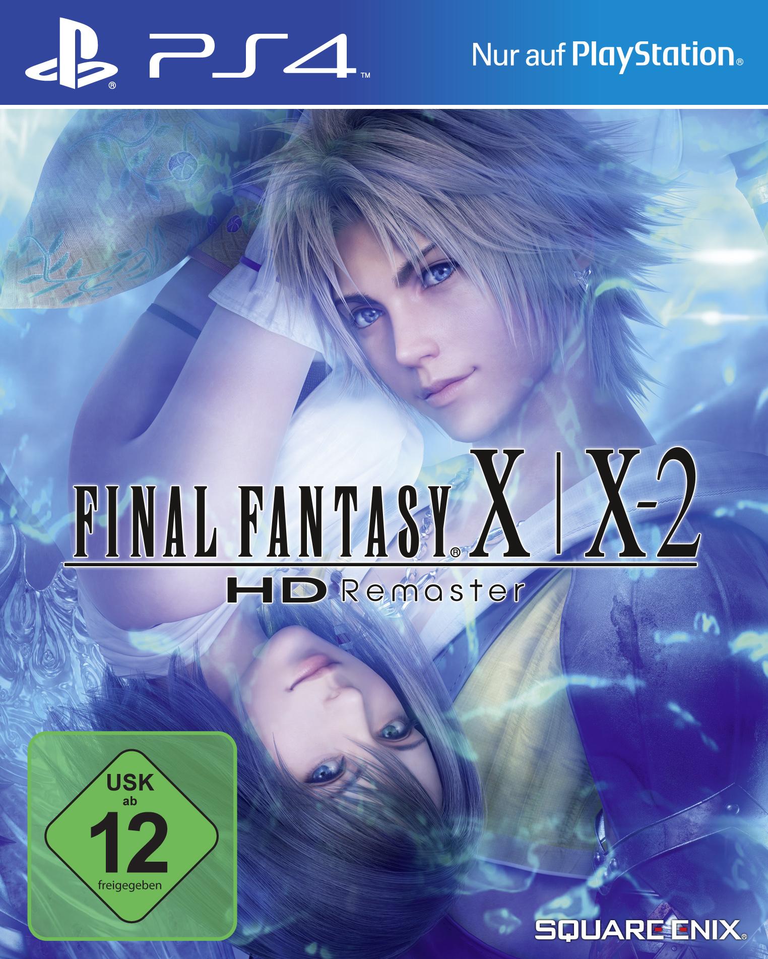 Final Fantasy X - X-2 HD Remaster