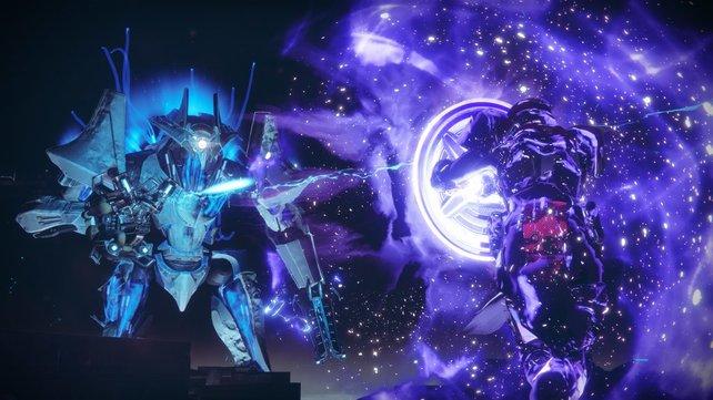 """Defensiv und offensiv einsetzbar: Der """"Sentinel"""" ist der neue Titan-Fokus in Destiny 2."""