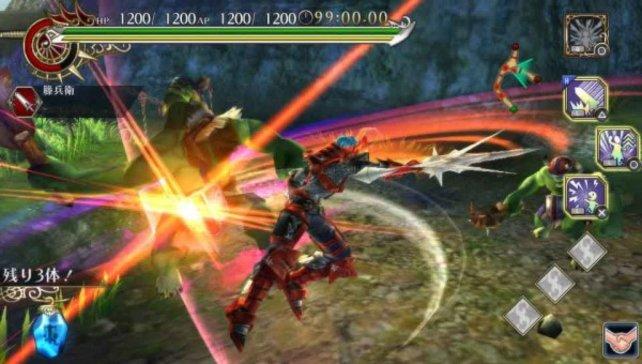 """Ragnarok Odyssey Ace ist ein Spiel in bester """"Monster Hunter""""-Manier."""