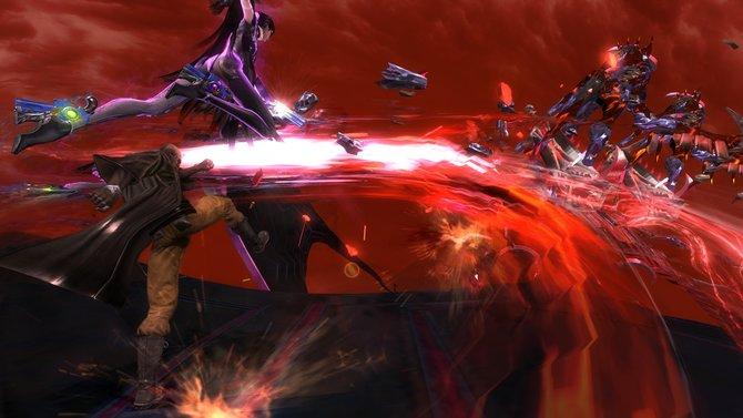 In Bayonetta 2 spielt ihr ... na? Natürlich Bayonetta!