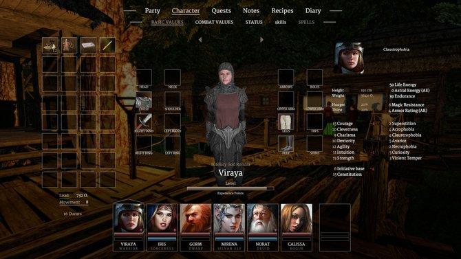 Das Schwarze Auge - Sternenschweif ist ein Remake des zweiten Teils der Nordlandtrilogie. Das Rollenspiel stammt von Entwickler Crafty Studios, die bereits im Jahr 2013 Das Schwarze Auge - Schicksalsklinge veröffentlicht haben.