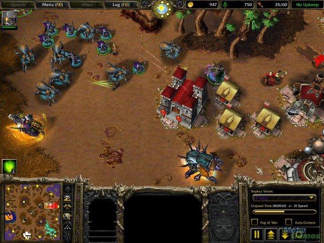 """Warcraft 3 hatte seinen letzten großen Auftritt beim Turnier """"World Cyber Arena 2015""""."""