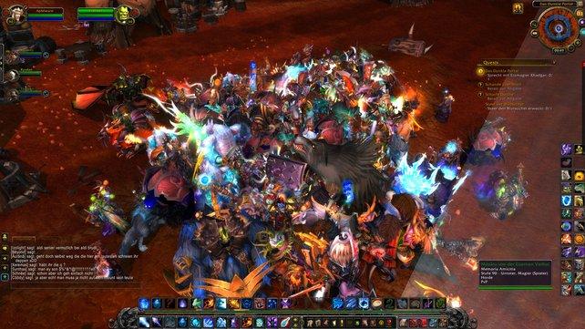 World of Warcraft war über lange Jahre das erfolgreichste Online-Rollenspiel und fesselte mehr als zwölf Millionen Spieler vor den Bildschirm.